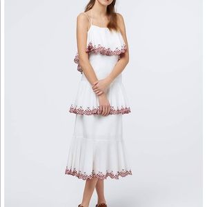 NWT Rebecca Minkoff Tiered Clarissa Dress